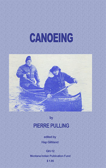Pierre Pulling: Canoeing